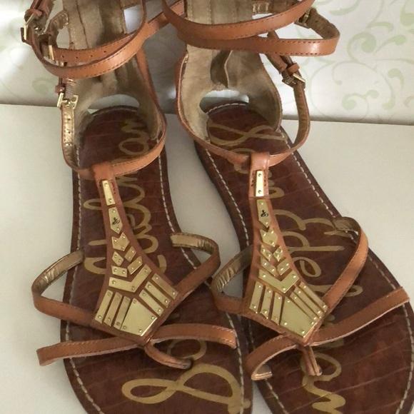 953cc4255ec2 Sam Edelman Gladiator Sandals. M 5b4646746a0bb741afd8a281